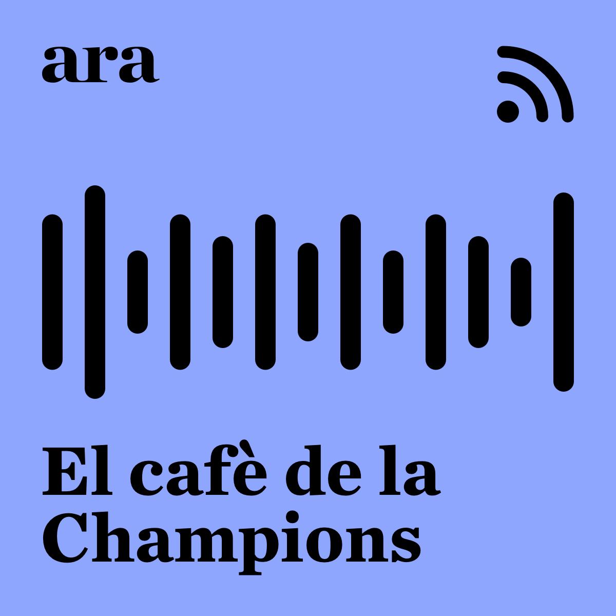 El cafè de la Champions