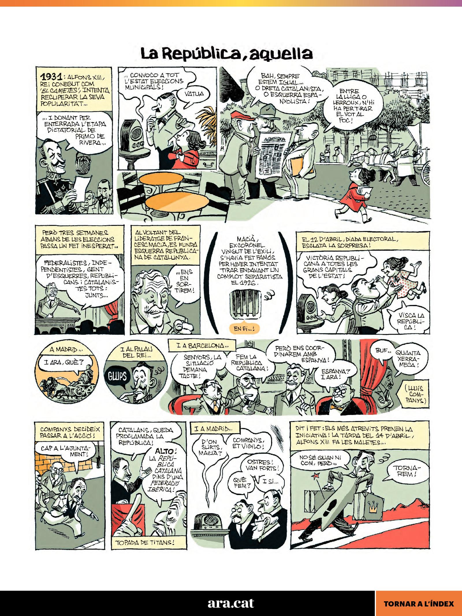El còmic de la república 3