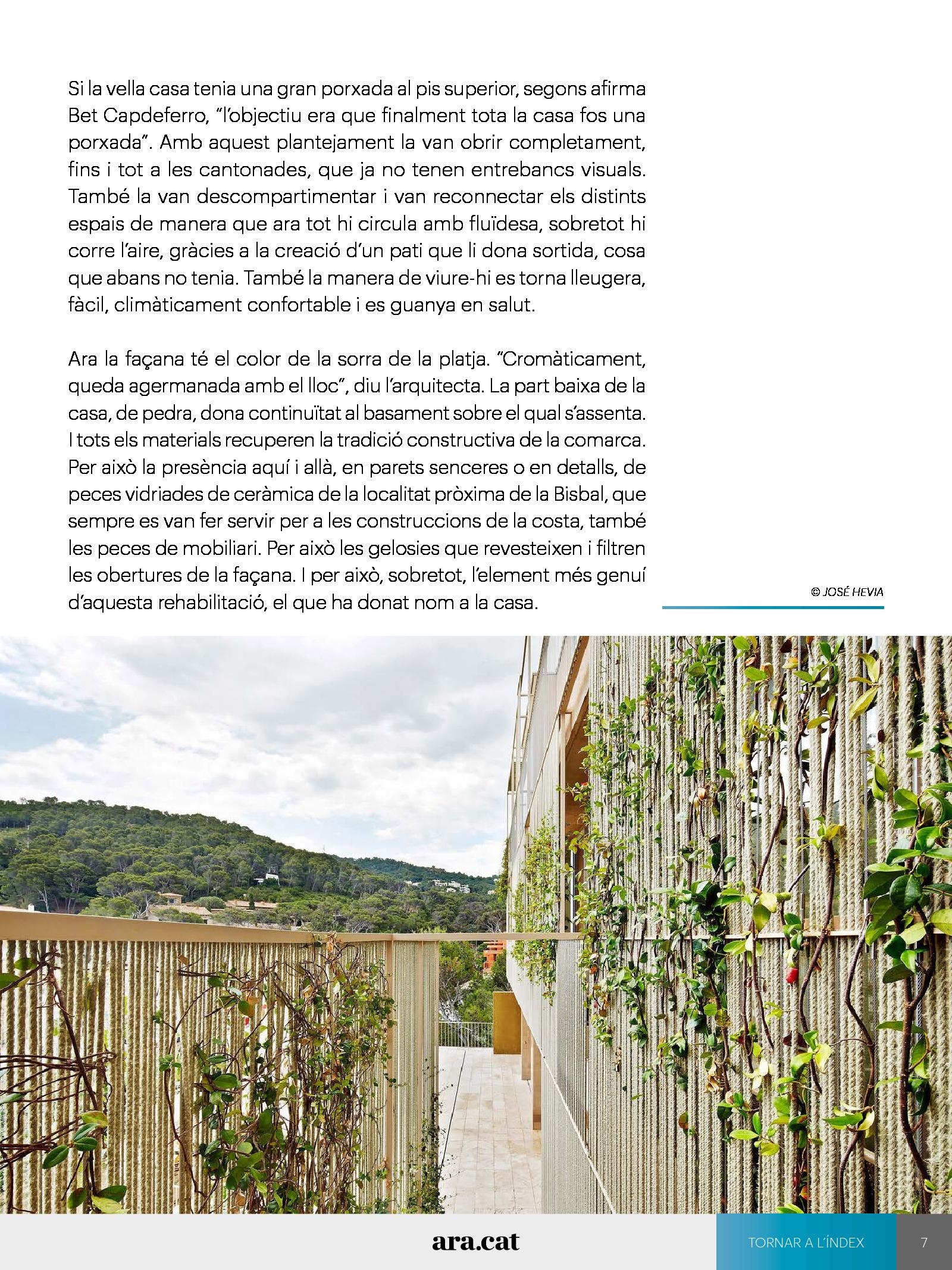 Cada casa, un món (Catalunya) 1