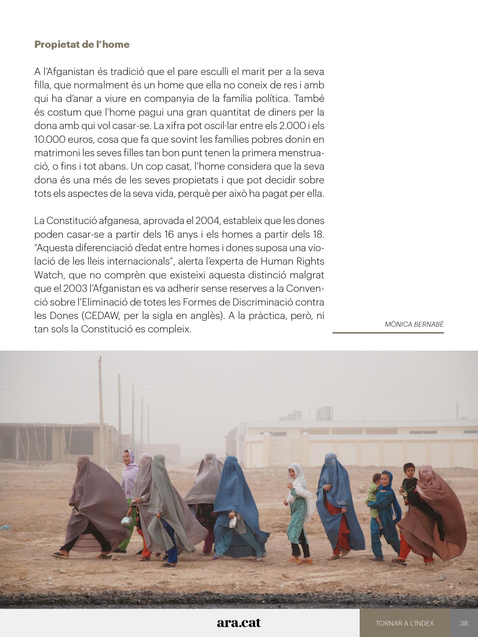 L'Afganistan, la guerra sense fi 3