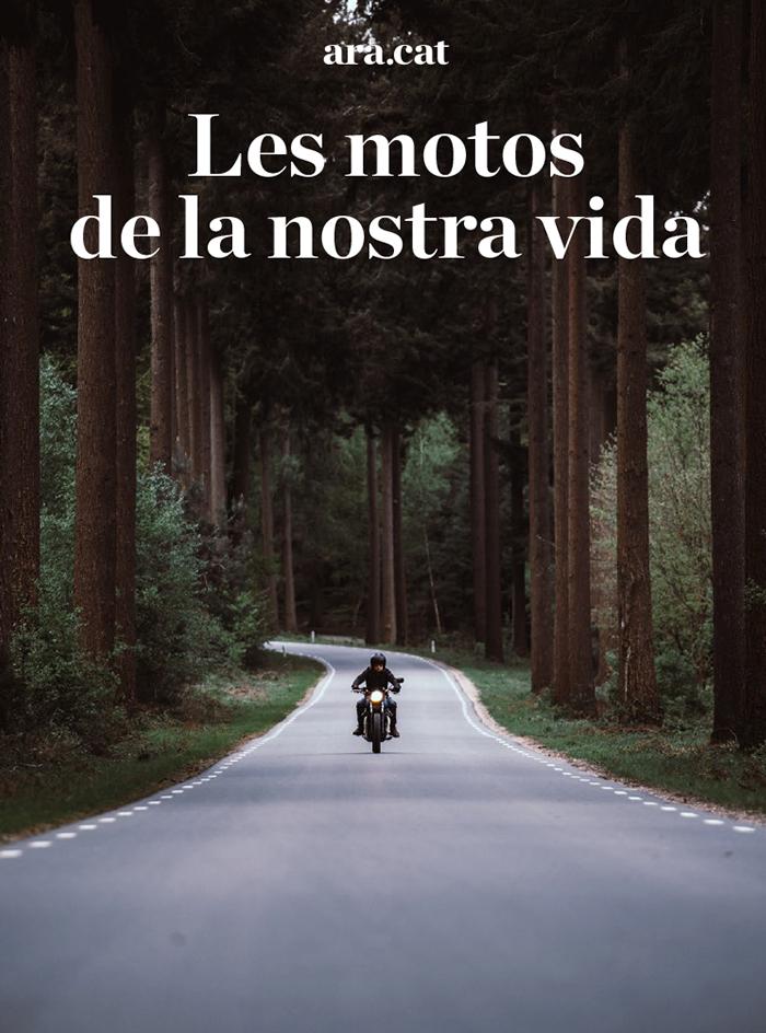 Les motos de la nostra vida
