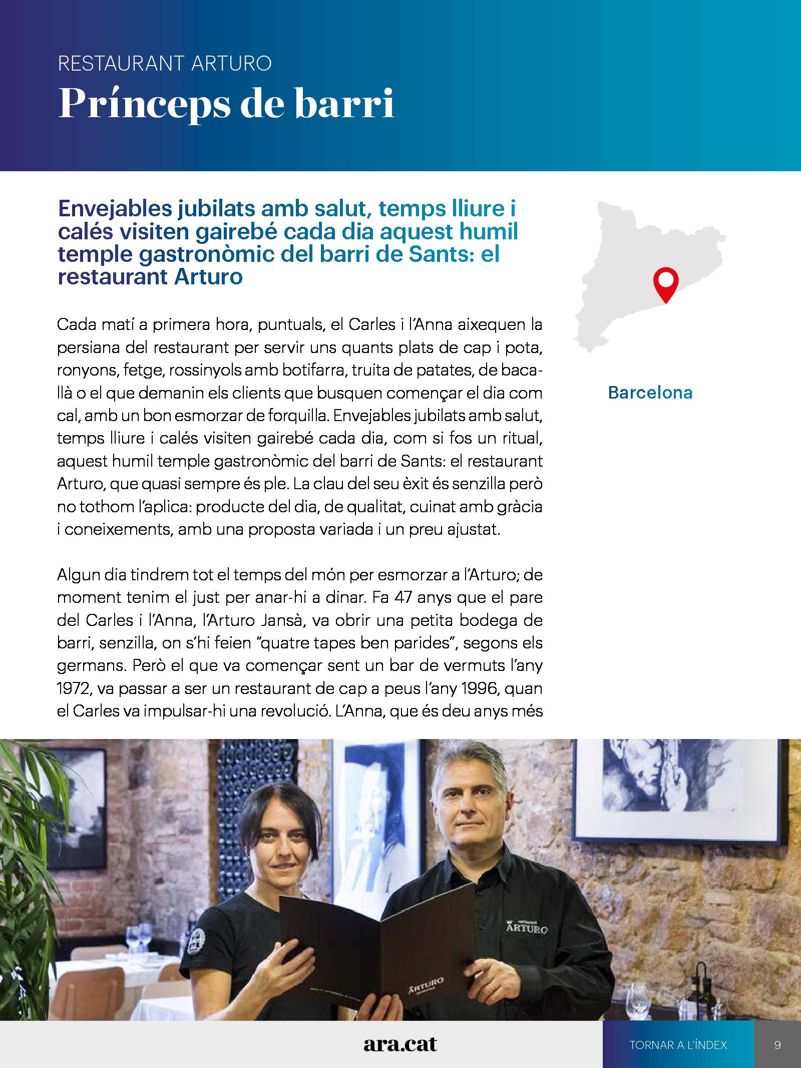 La volta gastronòmica a Catalunya 1