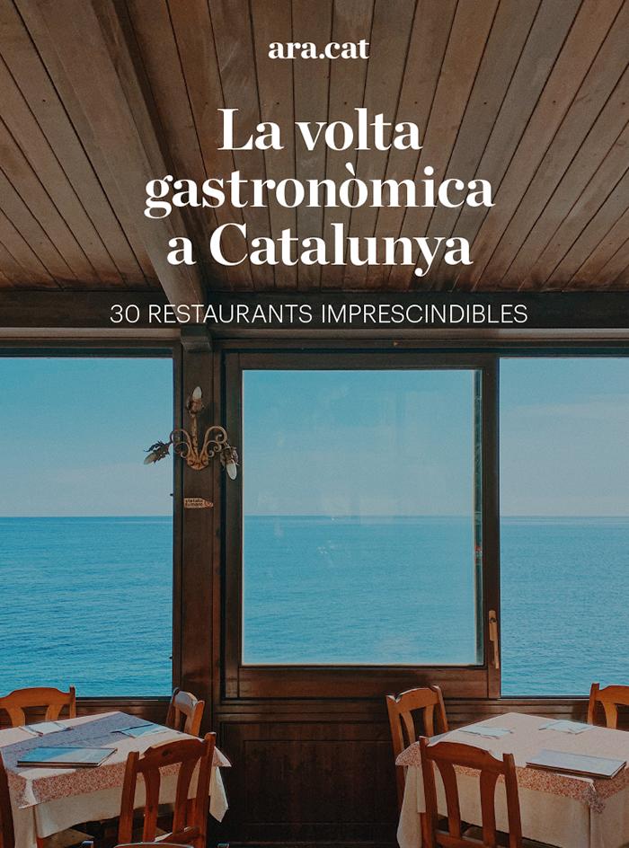 La volta gastronòmica a Catalunya