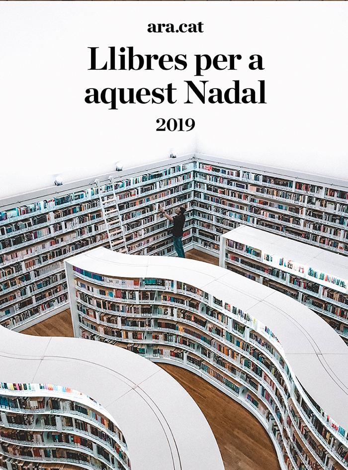 Llibres per a aquest Nadal 2019
