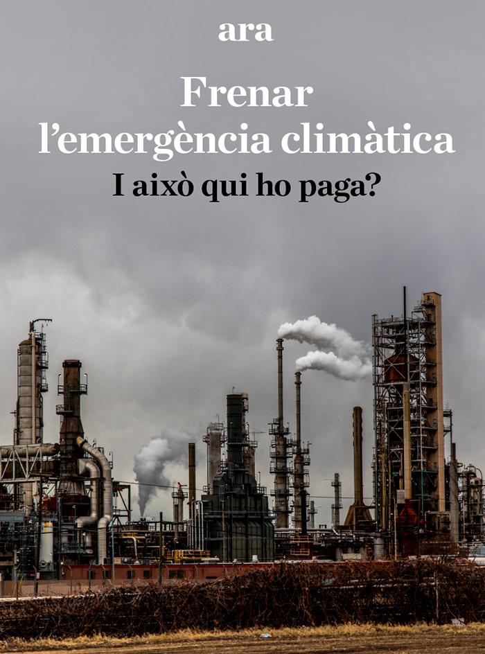 Frenar l'emergència climàtica