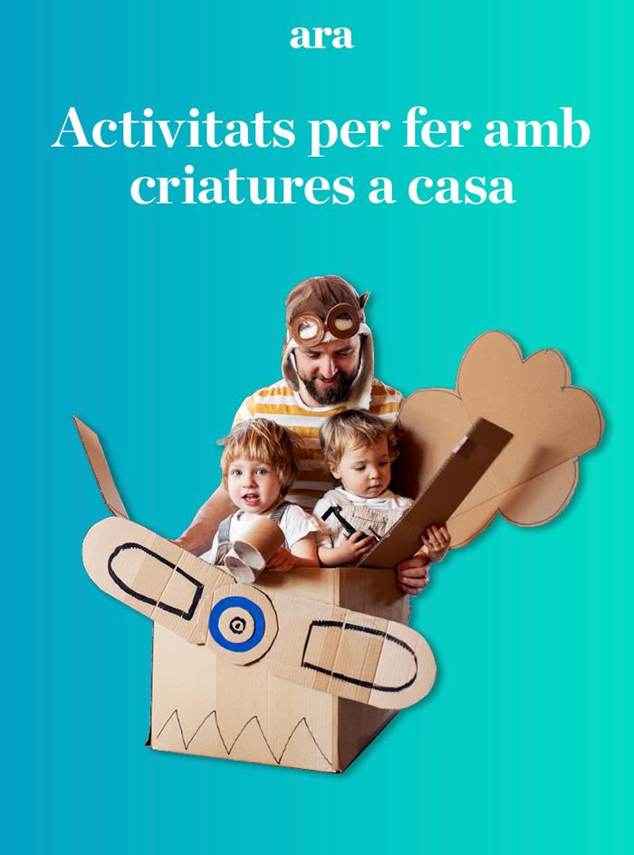 Activitats per fer amb criatures a casa