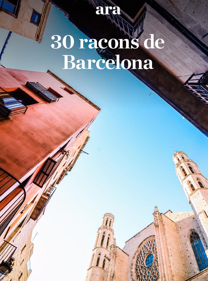 30 racons de Barcelona