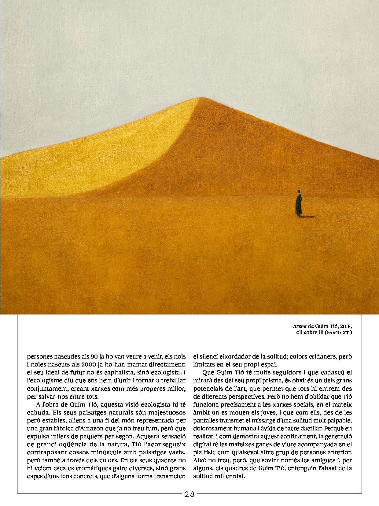 Revista Núvol Dia Internacional dels Museus 2020 2