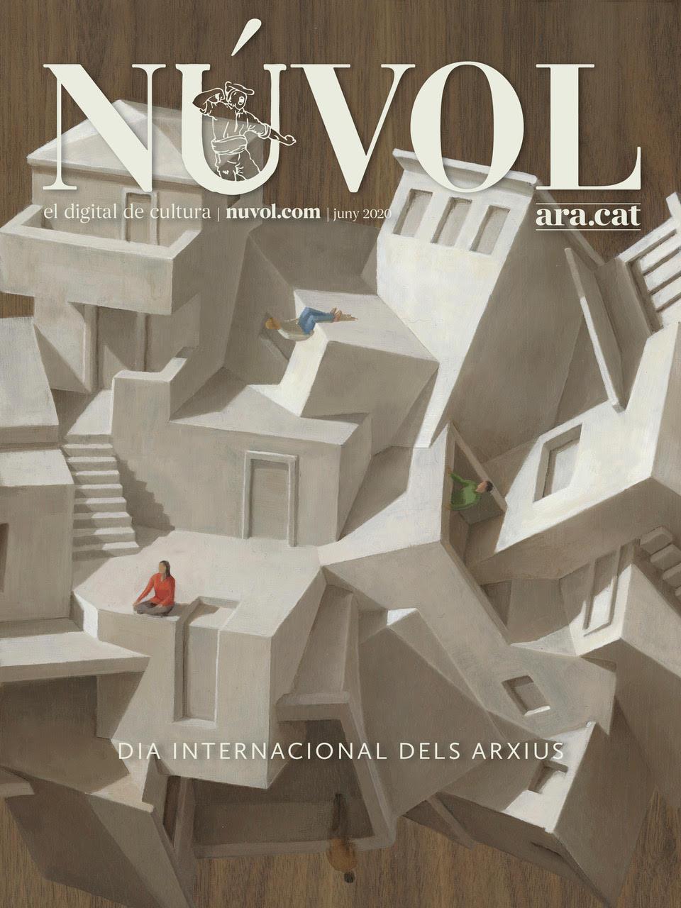 Revista Núvol Dia Internacional dels Arxius 2020