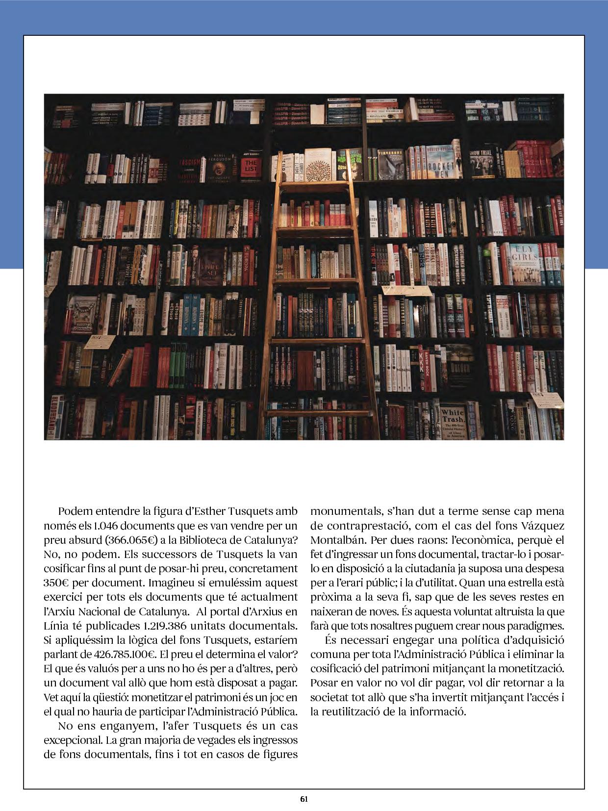Revista Núvol Dia Internacional dels Arxius 2020 3