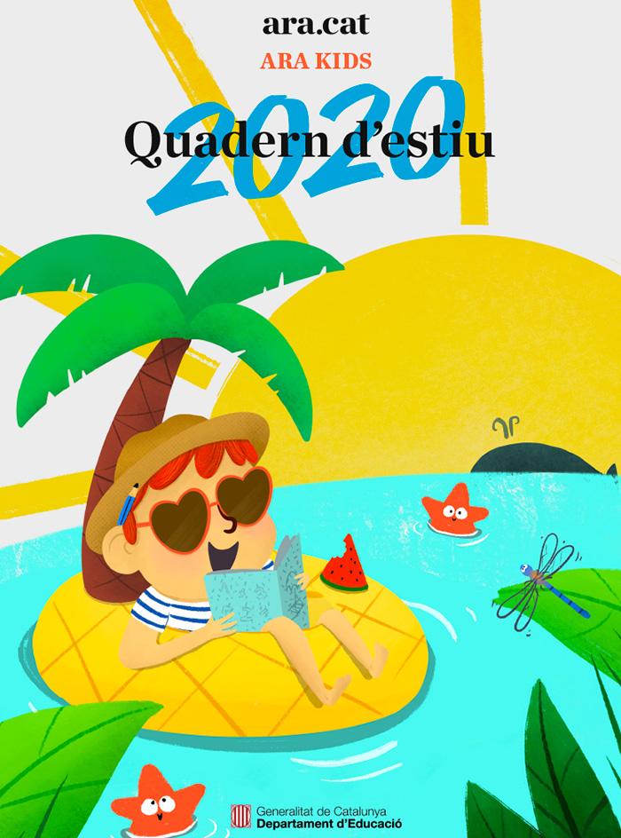 Quadern d'estiu ARA Kids 2020