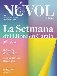 Revista Núvol Setmana del Llibre en Català