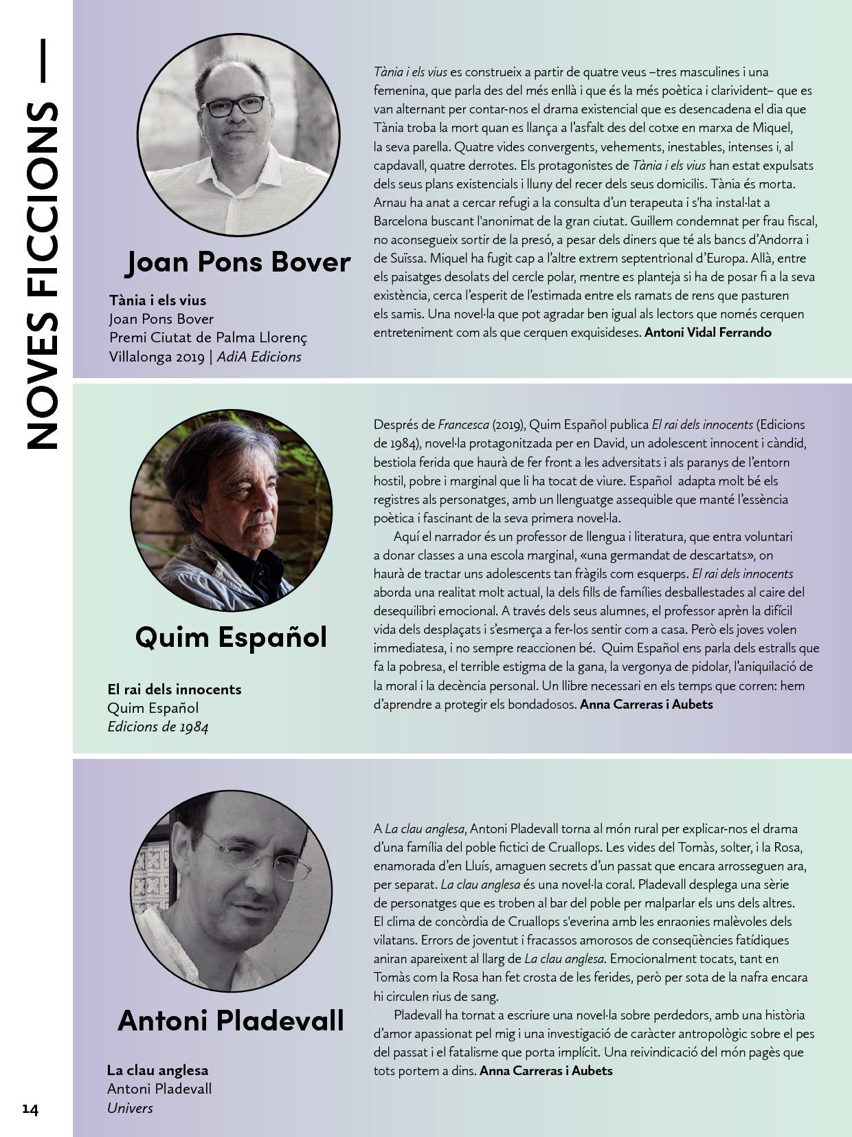 Revista Núvol Setmana del Llibre en Català 2