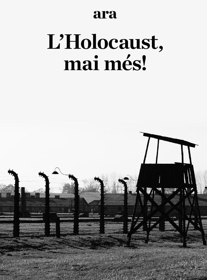 L'Holocaust, mai més!