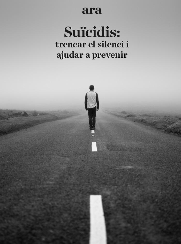 Suïcidis: trencar el silenci i ajudar a prevenir