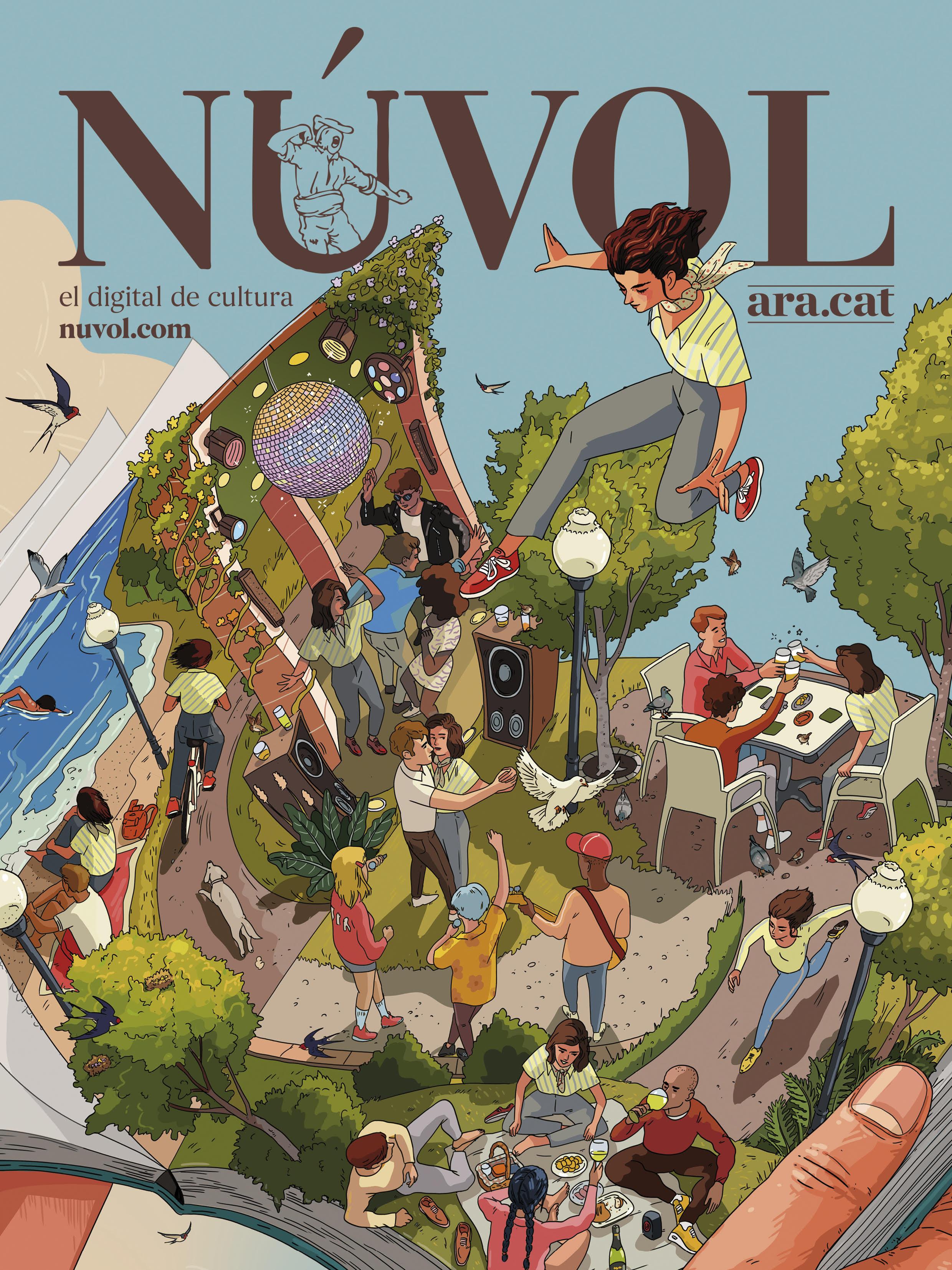Revista Núvol Sant Jordi 2021