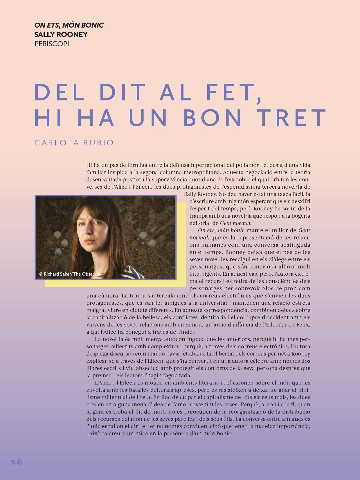 Revista Núvol Setmana del Llibre en Català 2021 1