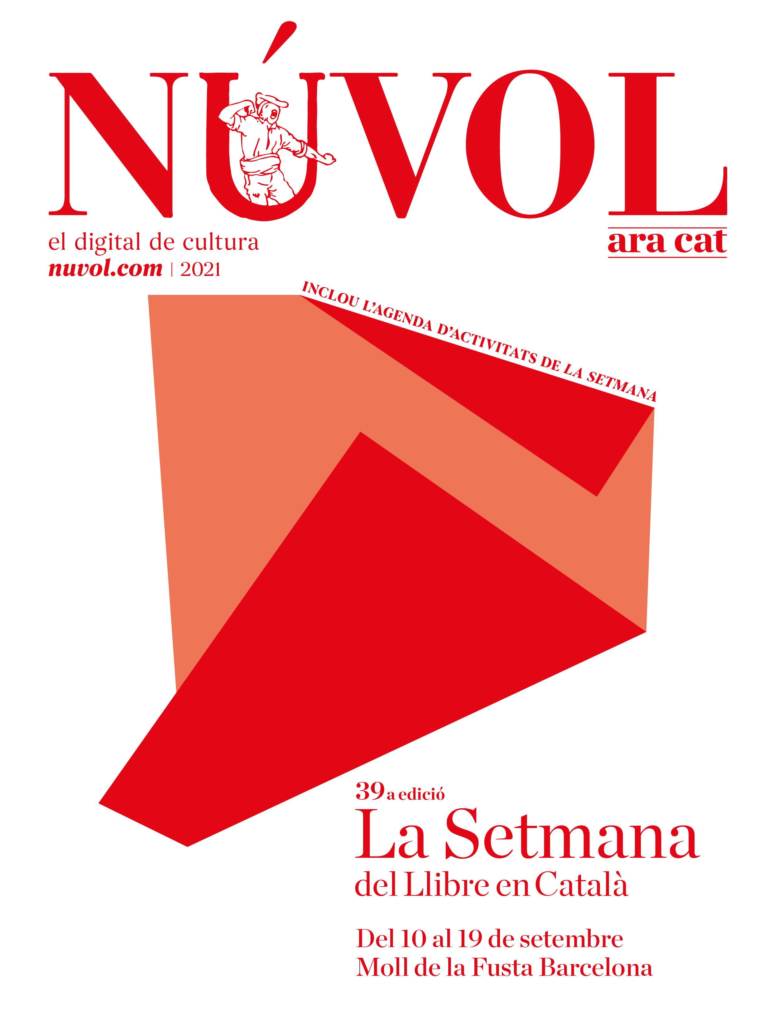 Revista Núvol Setmana del Llibre en Català 2021