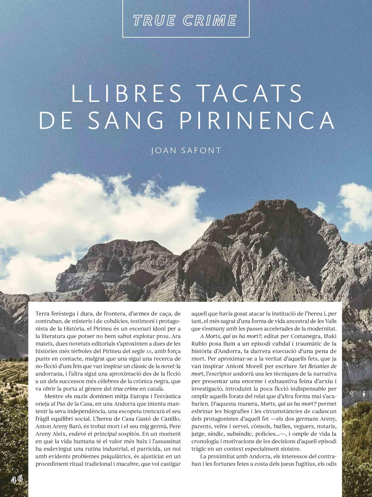 Revista Núvol Setmana del Llibre en Català 2021 2