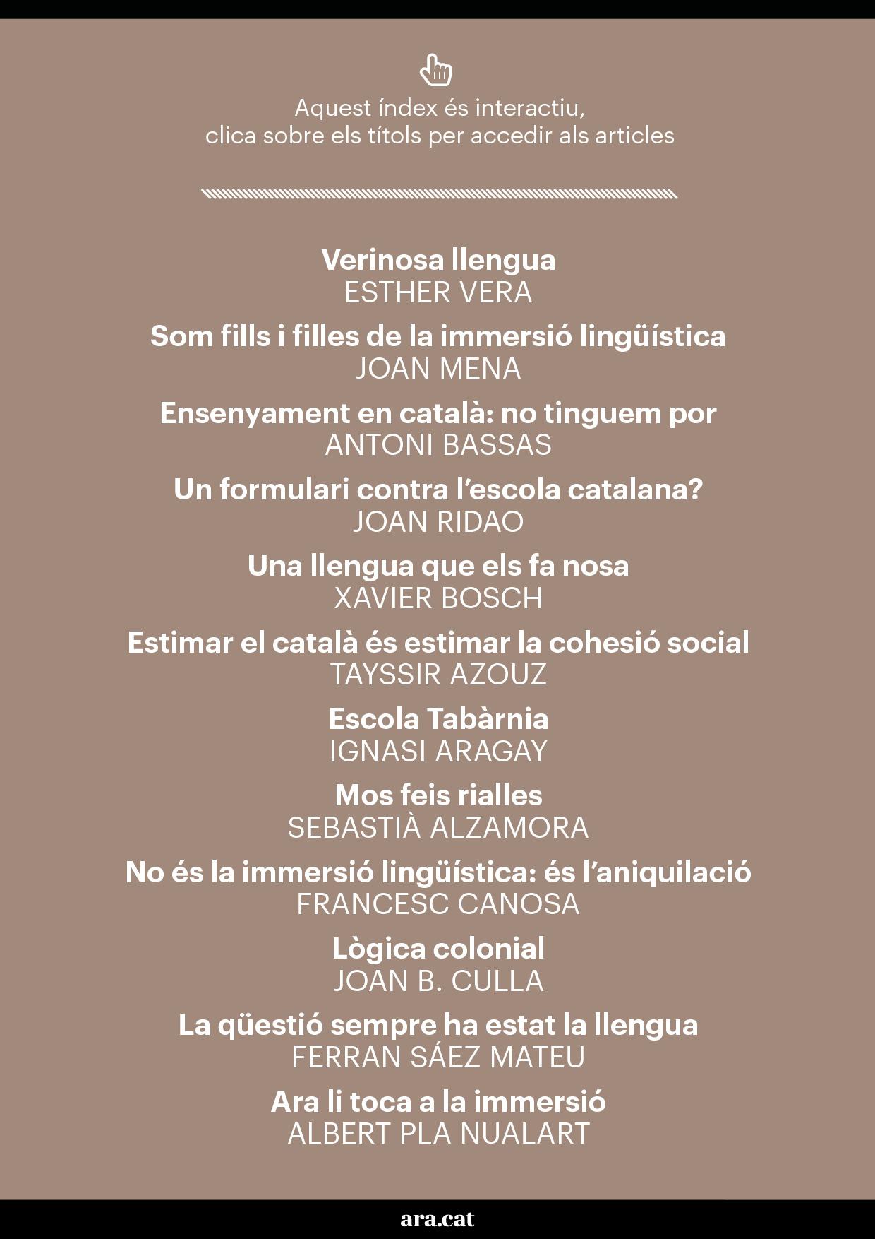 El català, llengua de tots 2