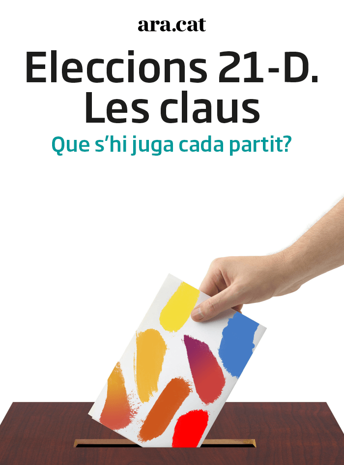 21-D. Les claus d'unes eleccions excepcionals