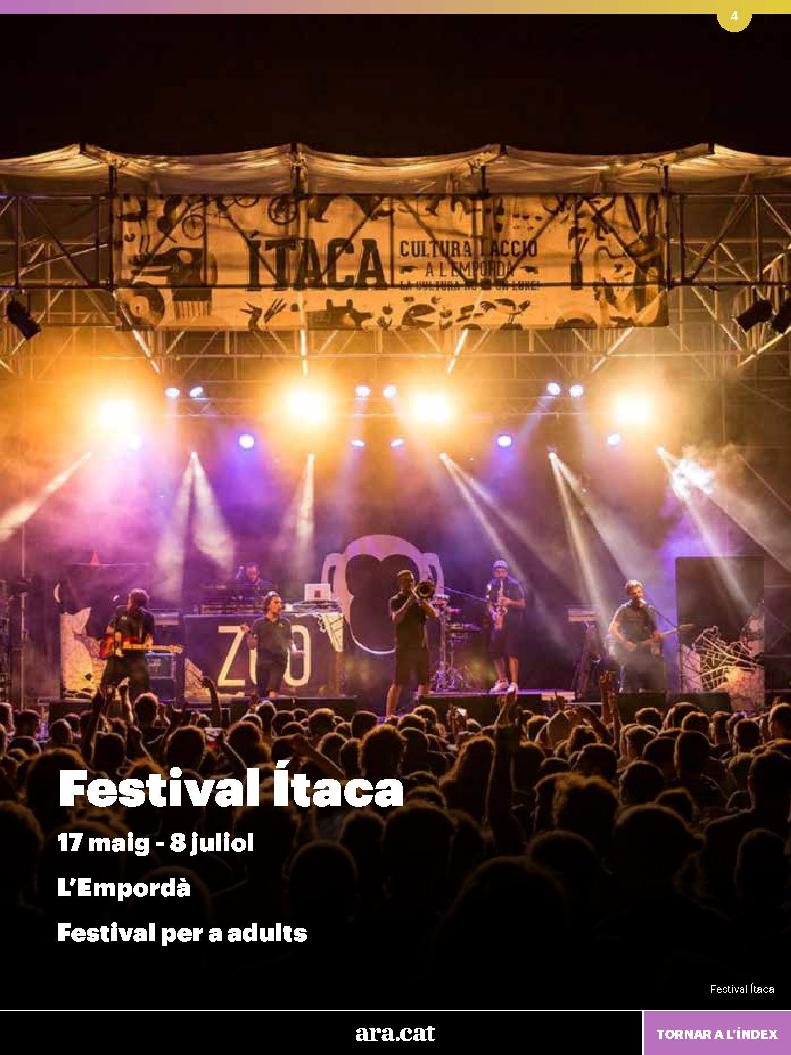 De festival en festival 3