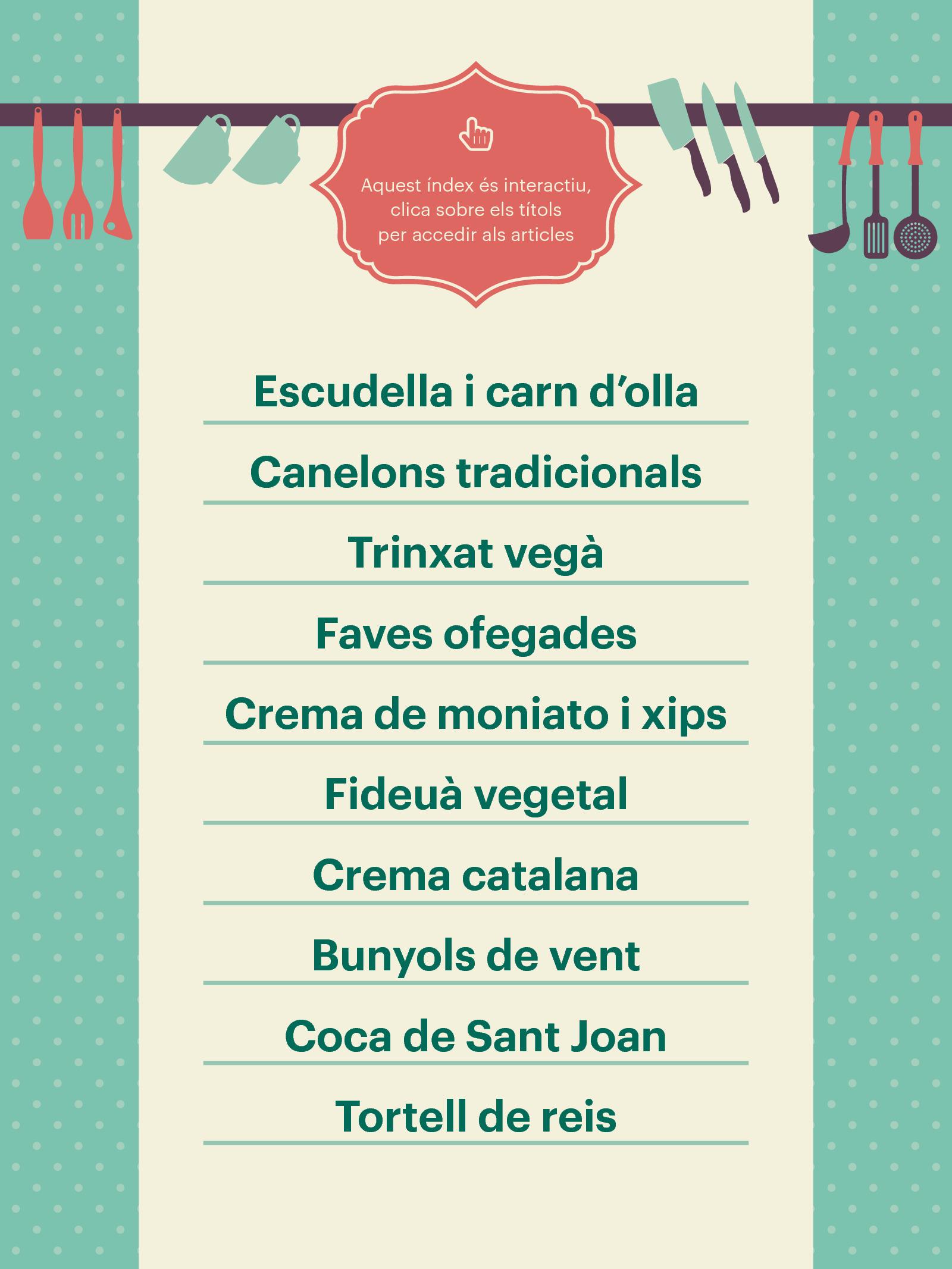 10 receptes de cuina catalana 2