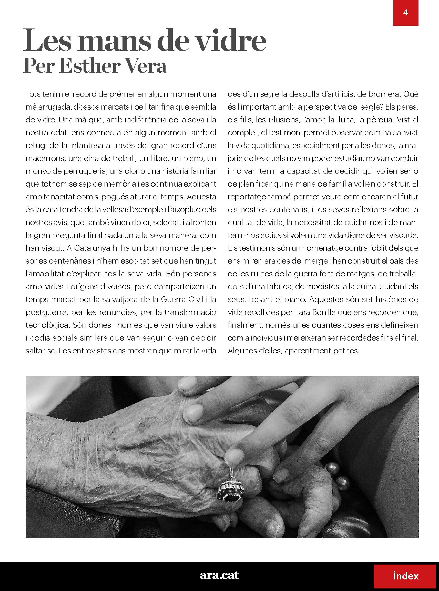 Un segle de vida quotidiana a Catalunya 3