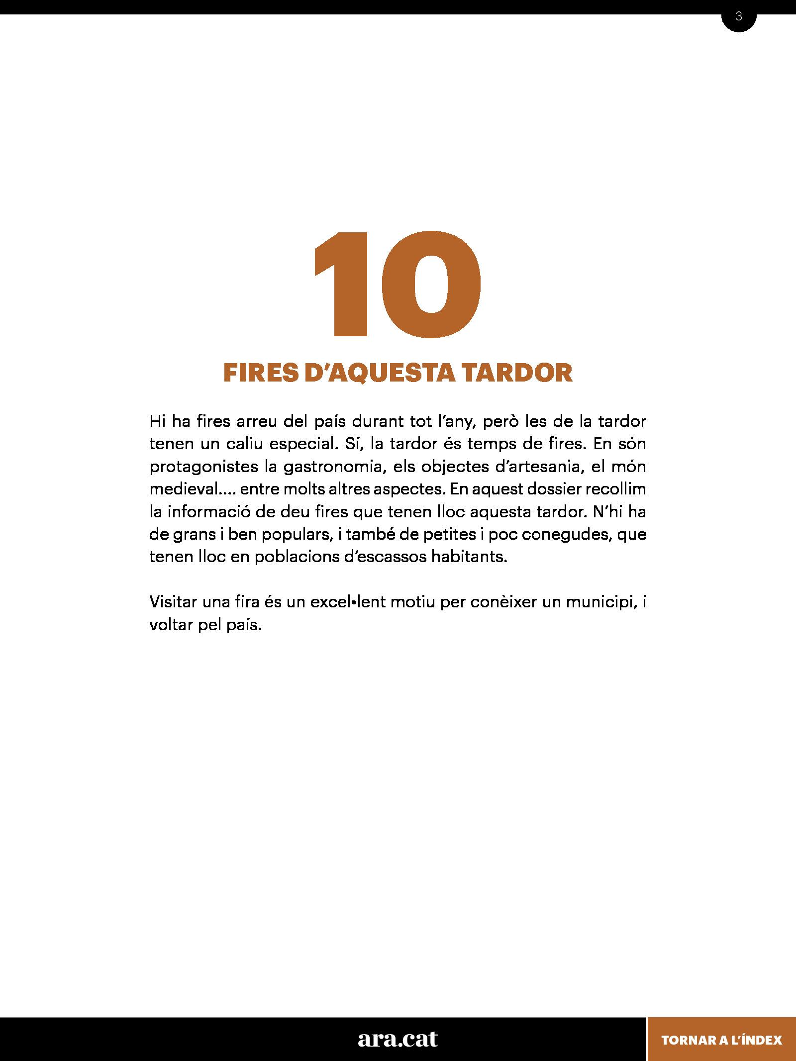 Tardor, temps de fires 2
