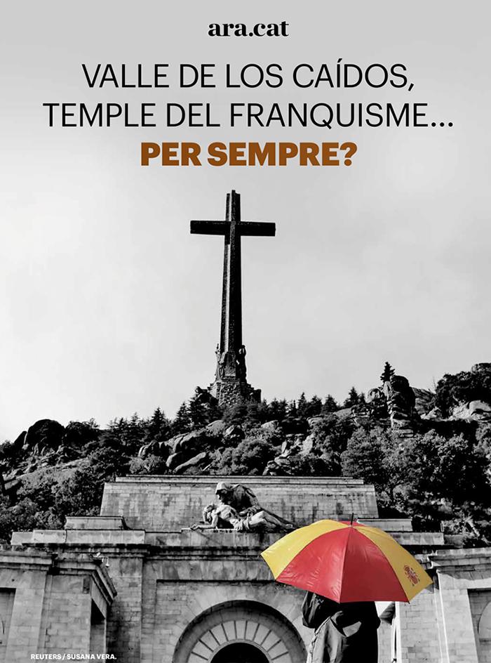 Valle de los Caídos, temple del franquisme... per sempre?