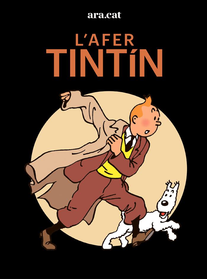 L'afer Tintín