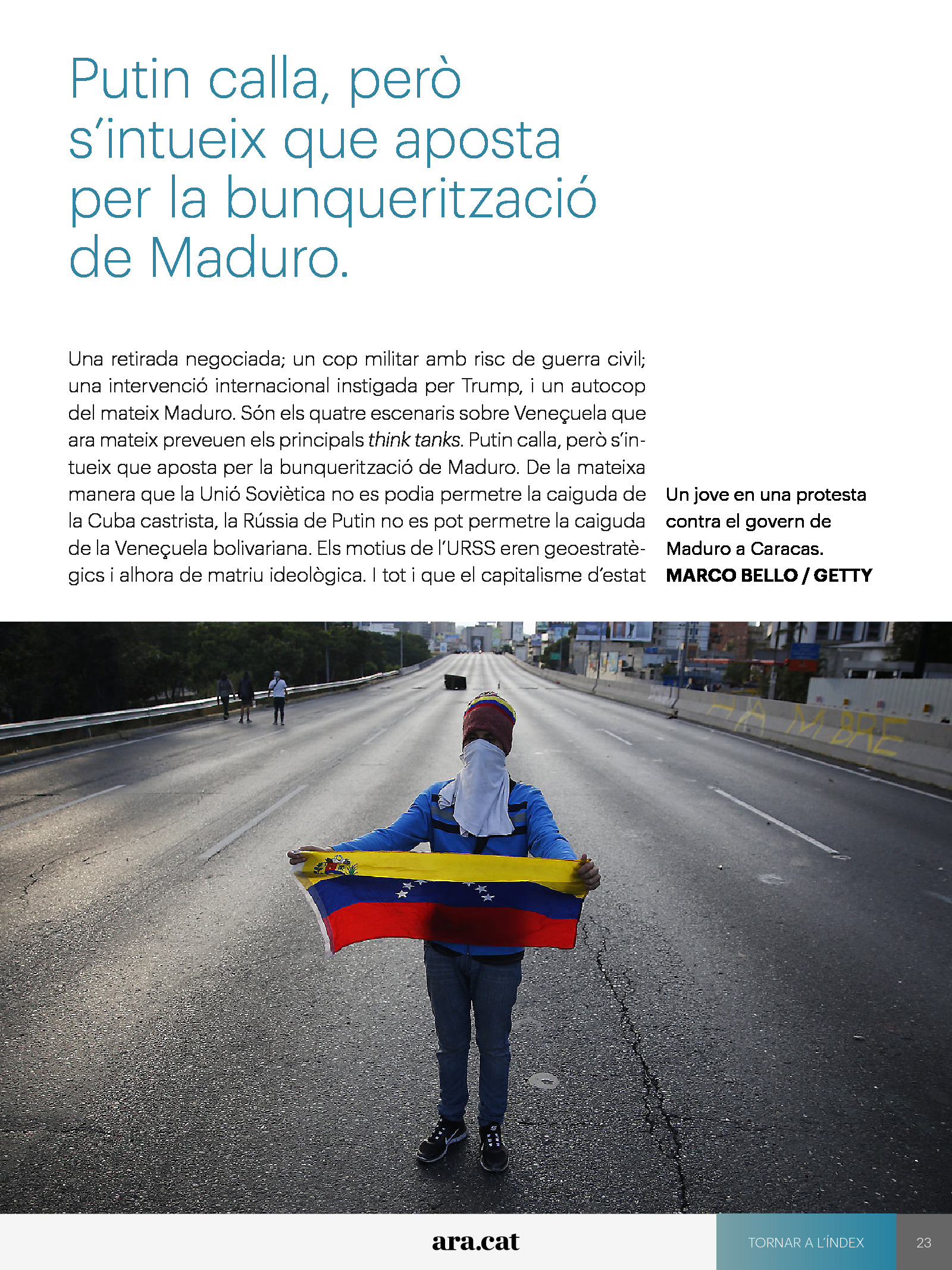 Veneçuela trontolla 2