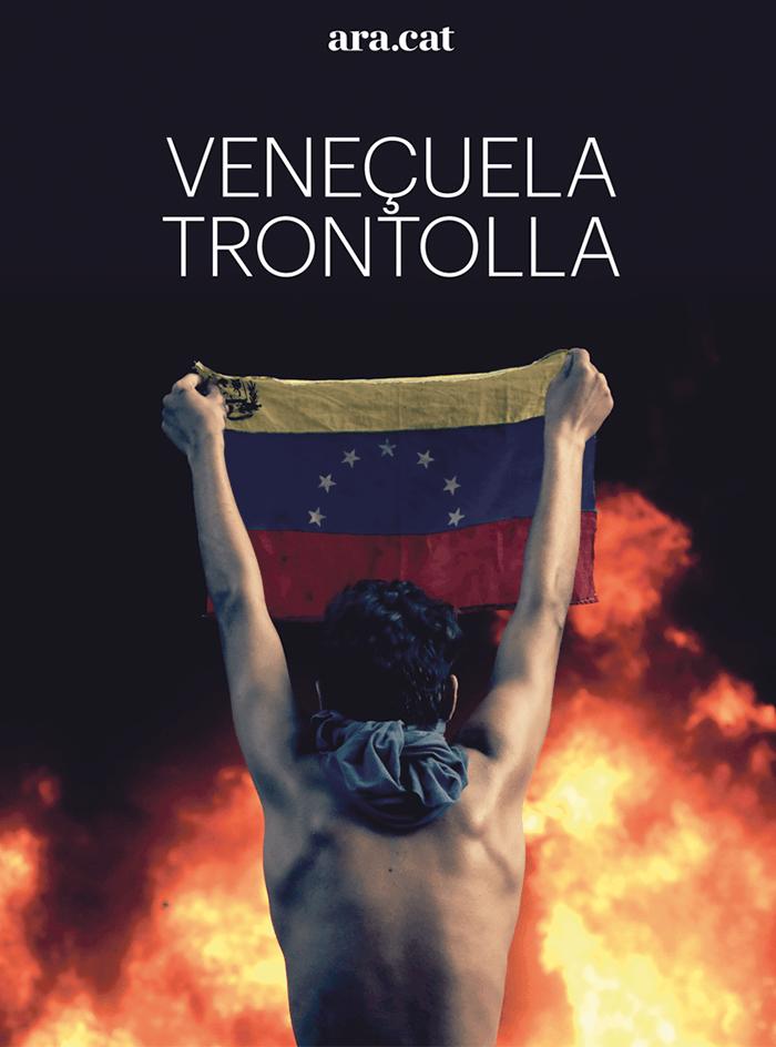 Veneçuela trontolla
