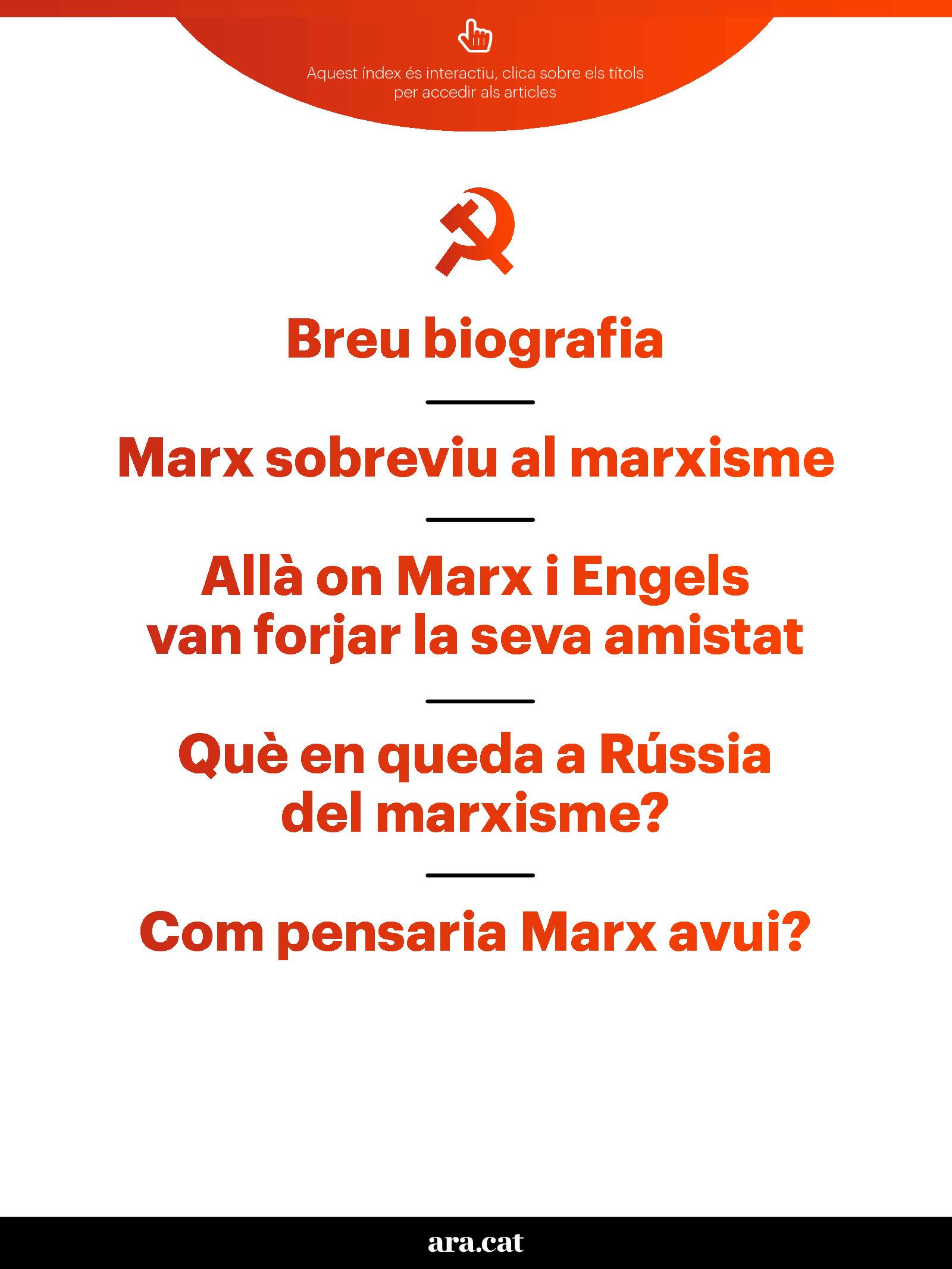 Marx sobreviu al marxisme 2