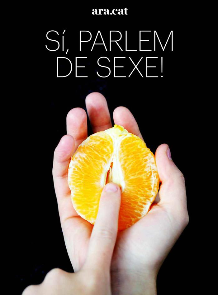 Sí, parlem de sexe!