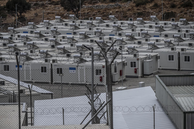 Grècia i la Unió Europea estan construint una autèntica presó per a refugiats.