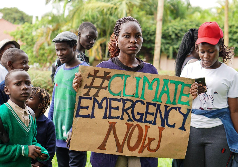 Lluitadors contra l'emergència climàtica